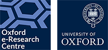Oxford e-Research Centre paired logo
